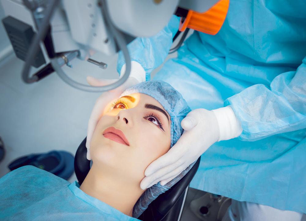 clinica ospedaliera chirurgia laser occhio