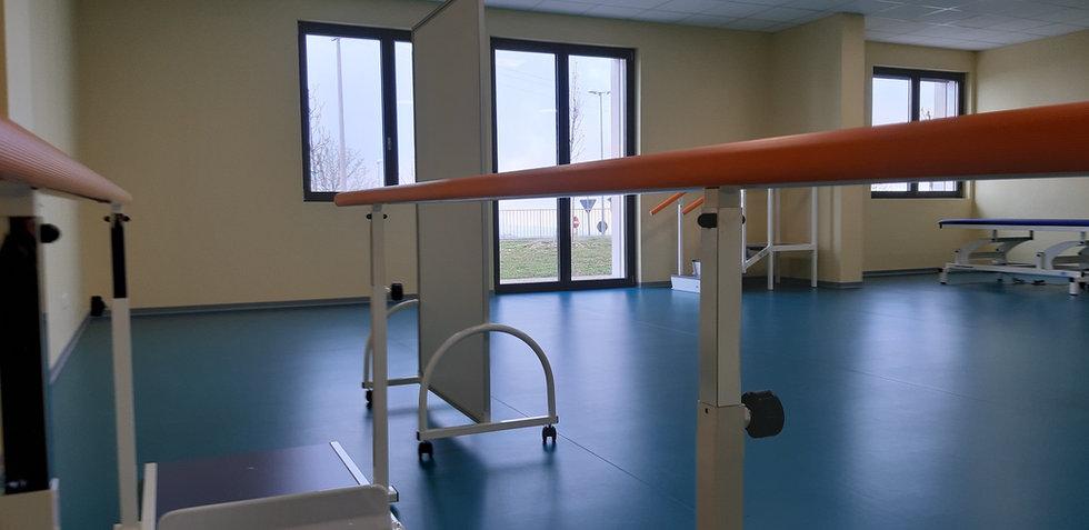 palestra riabilitazione Residenza Barolo