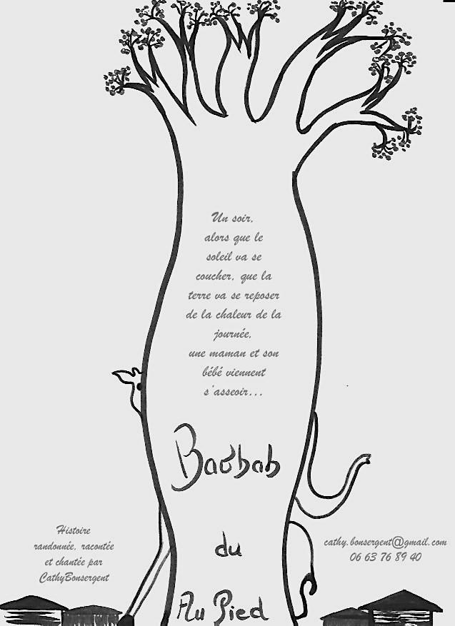 Quand les portes du printemps 2021 s'ouvriront , allons voir et chanter au pied du baobab...