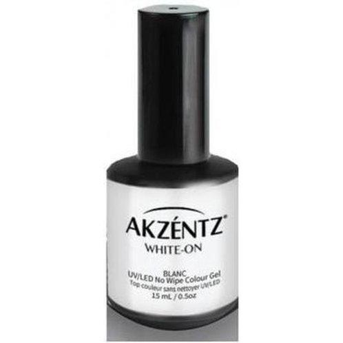 AKZENTZ WHITE ON