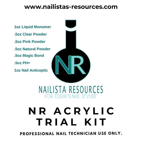 NR AcrylicTrial Kit