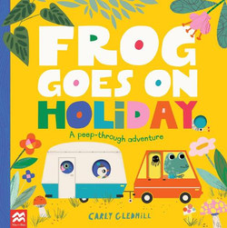 frog goes on holiday