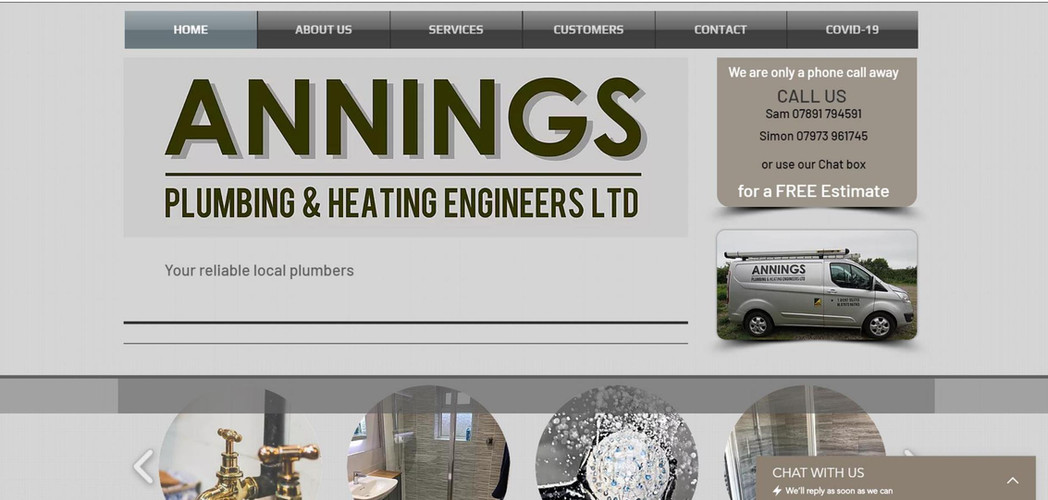 Annings Annings PLubming and Heating Ltd