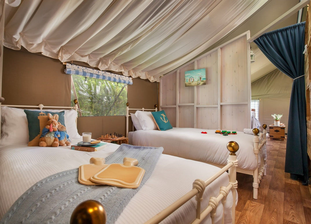 Lower Keats Luxury Glamping
