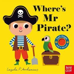 where's my pirate