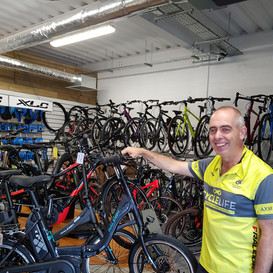 Website & Promotion for Cycle Shop