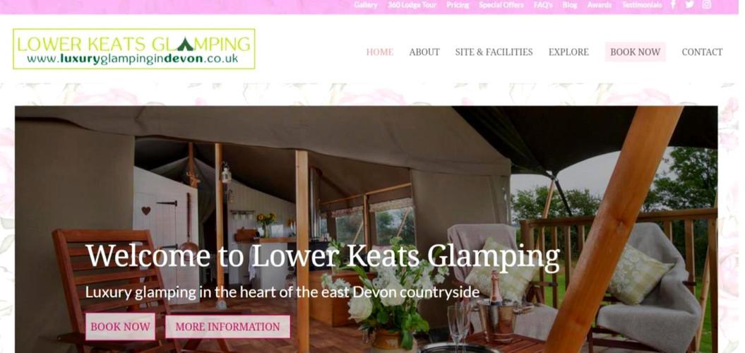 Lower keats website