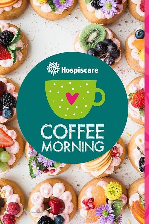 Hospicecare £5 dontation