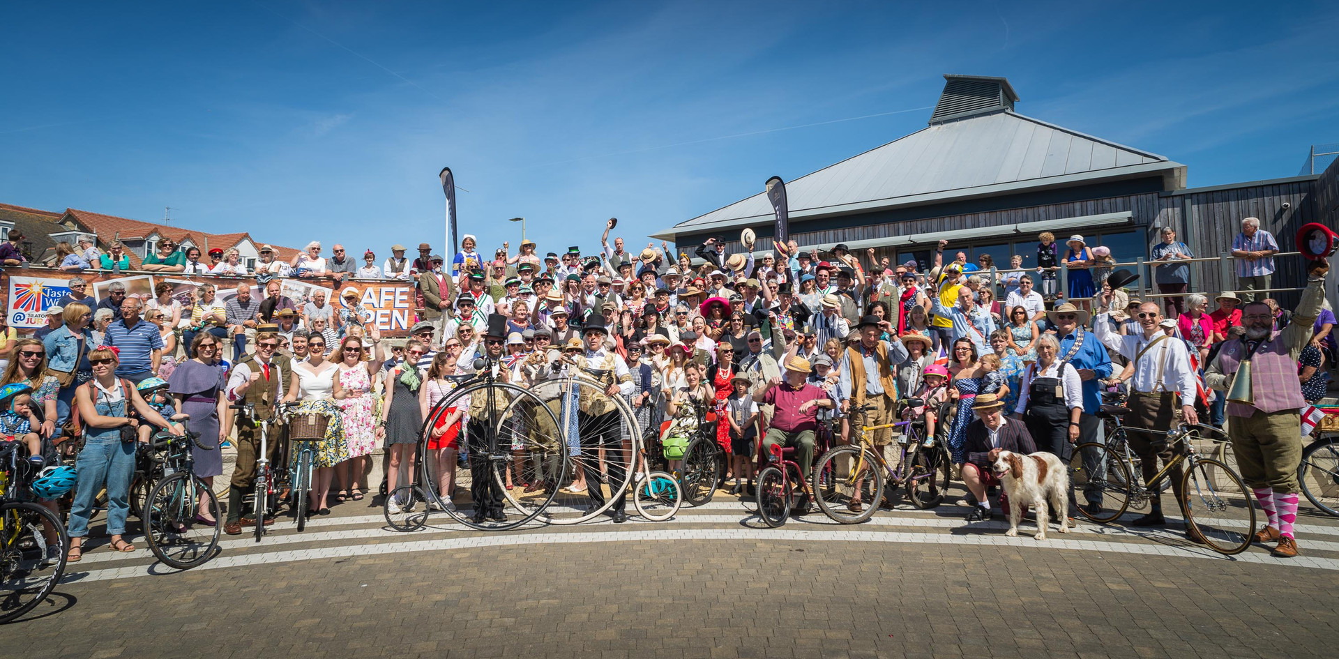 Vintage Cycle Festival