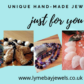 Lyme Bay Jewels Website & Social Media