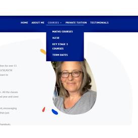 Online Maths Tutor Website