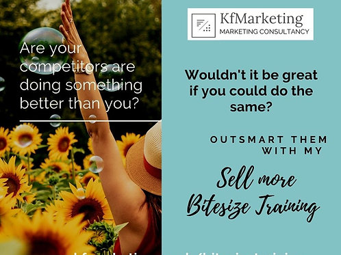 Outsmart Your Compeitors Bitesized