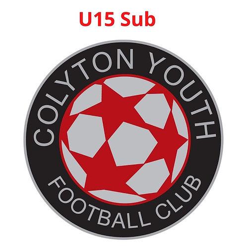 U15 Sub 2021-2022
