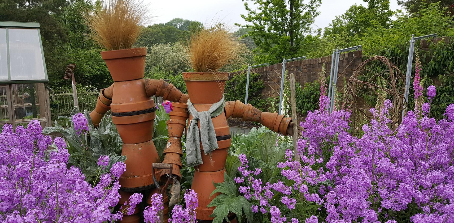 Website for Garden Shop