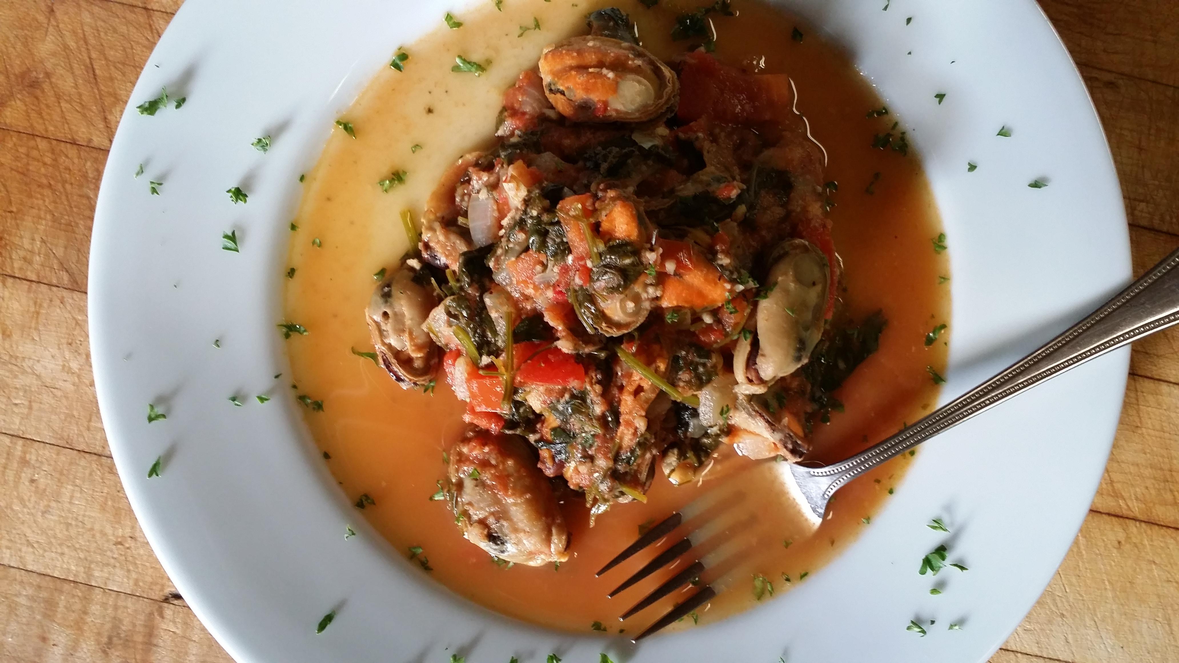 Mussels Aleskandariya