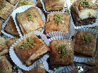 Best home-made baklava ever tasted