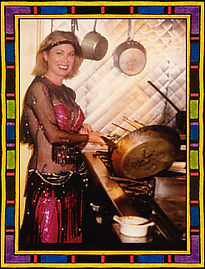 Egyptian food and entertainment, San Francisco