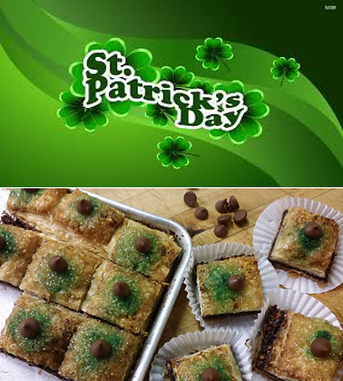 Luck of the Irish - 2 pc Box; min. order 8 boxes