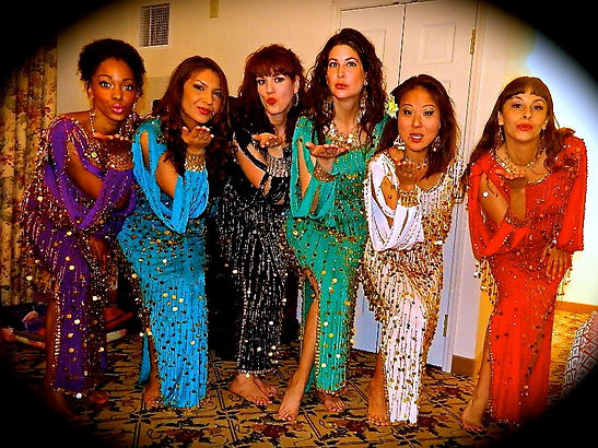 Egyptian belly dance classes