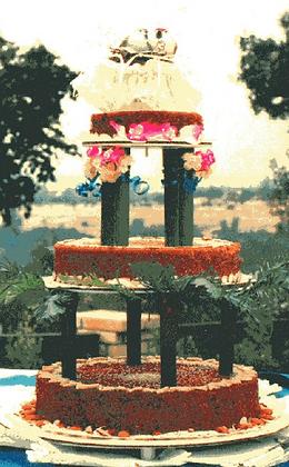 Wedding Semolina Cake