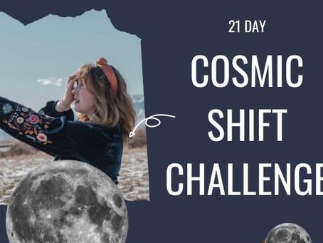 Cosmic Shift 21 Day Challenge