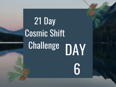 Cosmic Shift Challenge: Day 6