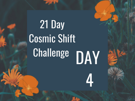 Cosmic Shift Challenge: Day 4