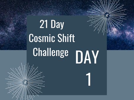 Cosmic Shift Challenge: Day 1