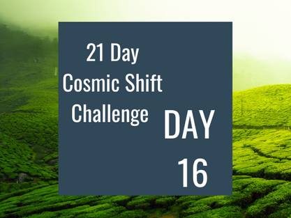 Cosmic Shift Challenge: Day 16