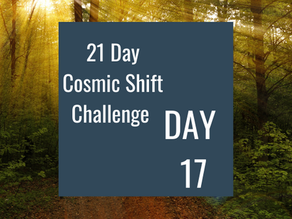 Cosmic Shift Challenge: Day 17