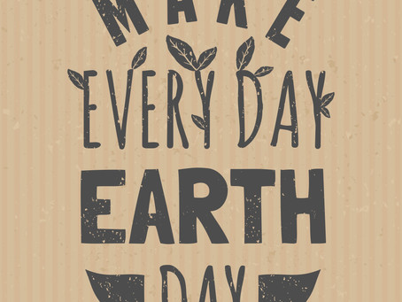 Earth Day and Contemplations on Ahimsa