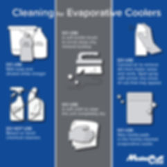 Cleaning products Evaporative MasterCool