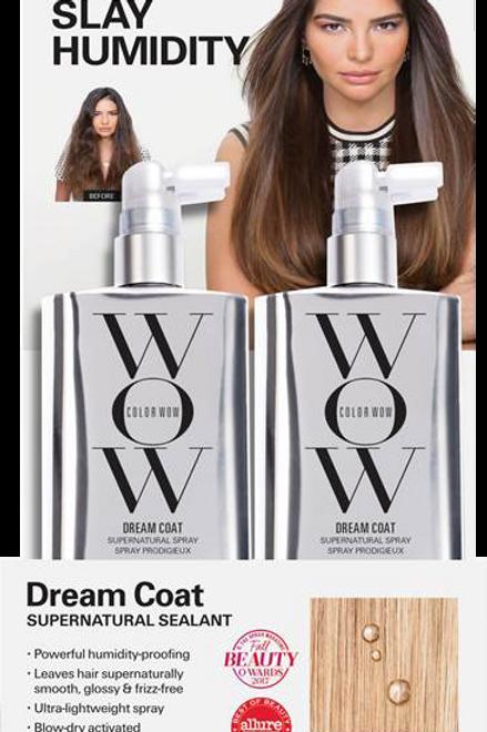 Wow Dream Coat