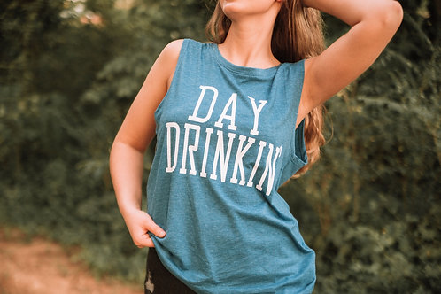 Day drinking oversized tank