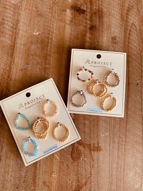 Multi bead rings