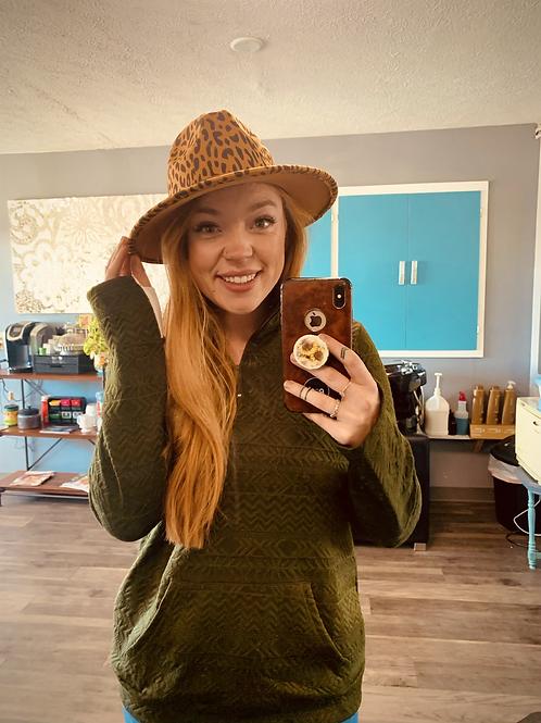 Leapard hat