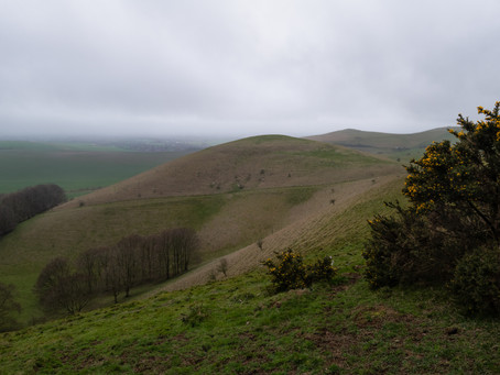 Podcast 16 : Pewsey Downs – The East End
