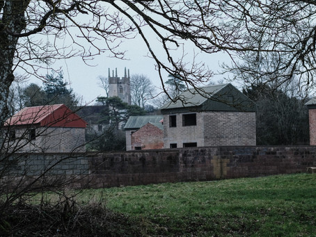 Podcast 2 : Knook Castle and the Lost Village of Imber