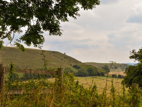 White Sheet Hill, Mere