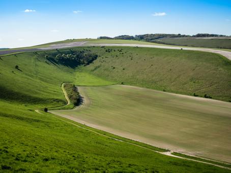 Cold Kitchen Hill, Bidcome Hill and Bushcombe Bottom, The Deverills