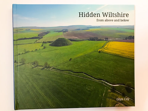 Hidden Wiltshire Book - signed by author