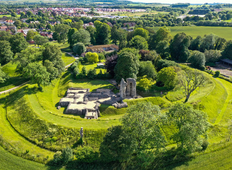Ludgershall Castle