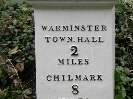 From Warminster to Chilmark, the Old Way