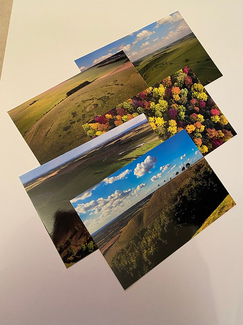 Postcards - Set of 5