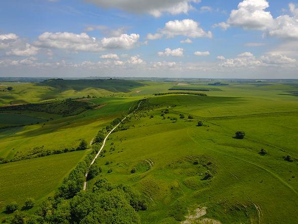 Roman Road from Morgan's Hill.jpg