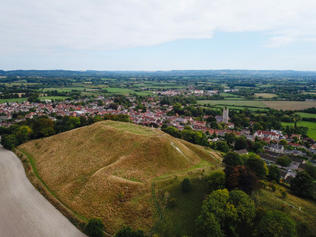 Castle Hill, Mere