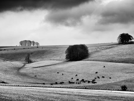 Heytesbury, Knook Castle and Upton Lovell