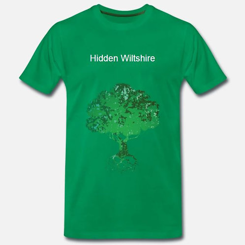 Green Men's T-Shirt