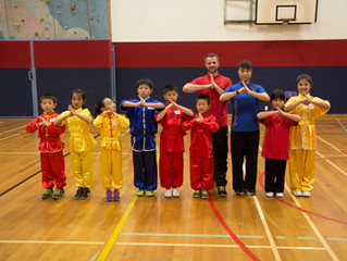 Oceania WuShu Competition