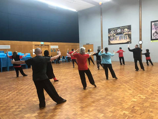 2019 World Qi Gong Day